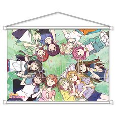 Love Live! Nijigasaki High School Idol Club B2-Size Tapestry Vol. 4
