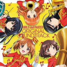 TV Anime Girls und Panzer Original Soundtrack 2-CD Set
