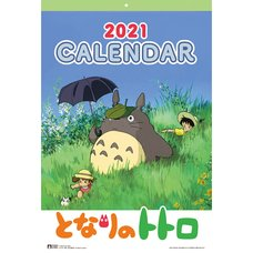 My Neighbor Totoro 2021 Calendar