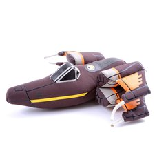 Star Wars: The Force Awakens Plush X-Wing Fighter
