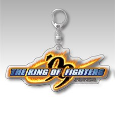 The King of Fighters '99 Title Logo Acrylic Keychain
