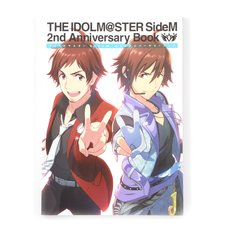 The Idolm@ster: SideM 2nd Anniversary Book