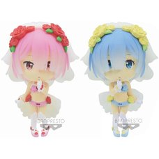 Chibi Kyun Chara Figure Re:Zero -Starting Life in Another World- Vol. 1