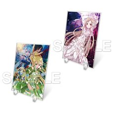 Sword Art Online Alicization: War of Underworld Big Acrylic Stand Collection
