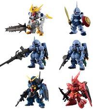 FW Gundam Converge 10th Anniversary Selection 01 Complete Box Set