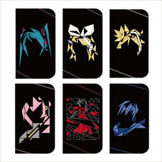 Vocaloid Geometric Notebook-Style Smartphone Case