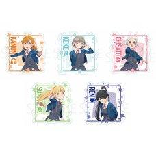 Love Live! Superstar!! Die-Cut Sticker Collection