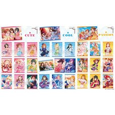 The Idolm@ster Cinderella Girls Clear File Collection Vol. 4 Box Set