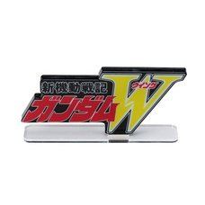 Gundam Wing Logo Display
