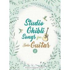 Studio Ghibli Songs for Solo Guitar Vol. 2 (English Ver.)