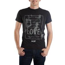 Yuri!!! on Ice Love Graphic T-Shirt