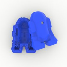 Star Wars: Episode IV: A New Hope R2-D2 Silicone Mold