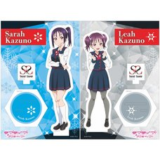 Love Live! Sunshine!! The School Idol Store Saint Snow Acrylic Stand Collection