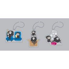 Yurushito x Ninja-kun Acrylic Keychain