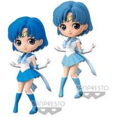 Q Posket Sailor Moon Eternal Super Sailor Mercury