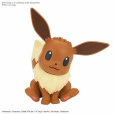 Pokémon Model Kit Quick!! 04: Eevee
