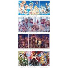 Sword Art Online Abec Clear File Sets (Re-run)