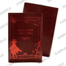 KonoSuba: God's Blessing on This Wonderful World! Bakuen Fair Synthetic Leather Book Cover
