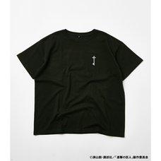 Attack on Titan R4G Key Black T-Shirt