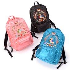 FLAPPER Sukajan Embroidered Backpack
