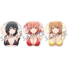 My Teen Romantic Comedy SNAFU Too! Oppai Mouse Pad Collection