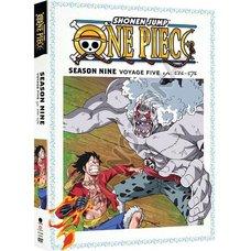 One Piece Season 9 Voyage 5 DVD