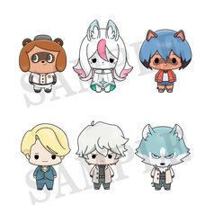 Chokorin BNA Mascot Series Box Set