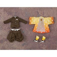 Nendoroid Doll: Outfit Set (Demon Slayer: Kimetsu no Yaiba Zenitsu Agatsuma)