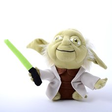 Classic Star Wars Super-Deformed Yoda Plush