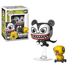 Pop! Disney: The Nightmare Before Christmas - Vampire Teddy w/ Undead Duck