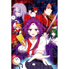 Touhou Project Touhou Reiiden B2-Size Tapestry
