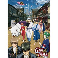 Gintama S3 Key Art 2 Premium Wall Scroll