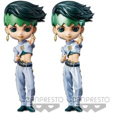 Q Posket JoJo's Bizarre Adventure: Diamond Is Unbreakable Rohan Kishibe