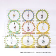 CLAMP 30th Anniversary Swaying Acrylic Stand Collection A