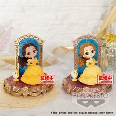 Q Posket Stories Disney Characters Beauty and the Beast Belle