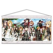 Sword Art Online Abec Wide Tapestry Vol. 2
