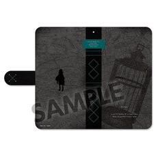 The Case Files of Lord El-Melloi II Gray Smartphone Flip Case