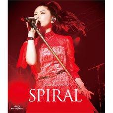 Minori Chihara Live Tour 2019 -SPIRAL- Live Blu-ray (2-Disc Set)