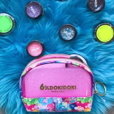 6%DOKIDOKI Colorful Rebellion-Pastel Shell Pouch