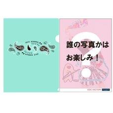 ℃-ute Cutie Live Summer 2015 Clear File Folder