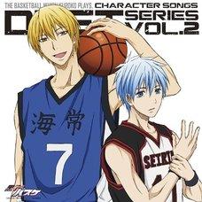 TV Anime Kuroko's Basketball Character Song Duet Series Vol. 2: Tetsuya Kuroko & Ryota Kise