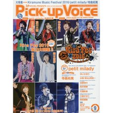 Pick-Up Voice September 2016