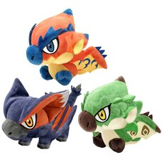 Monster Hunter Plush Collection Vol. 2 (Re-run)