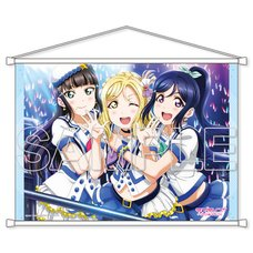 Love Live! Series Aqours Third-Year Students B2-Size Tapestry