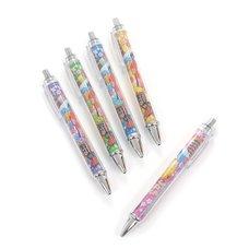 Souvenir Japan Sparkly Tokyo Ballpoint Pens
