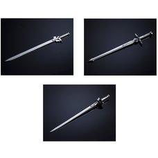 Sword Art Online Sterling Silver Swords