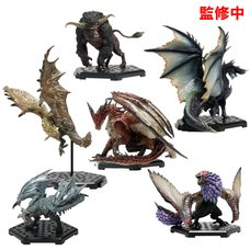 Capcom Figure Builder Monster Hunter Standard Model Plus Vol. 18 Box Set (Re-run)