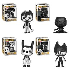 Pop! Games: Bendy and the Ink Machine Series 2 - Complete Set