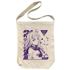 Love Live! Sunshine!! Mari Ohara Natural Shoulder Tote Bag