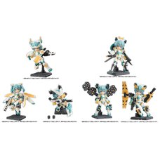 Desktop Army B-101s Sylphy Ver. 1.5 Box Set
